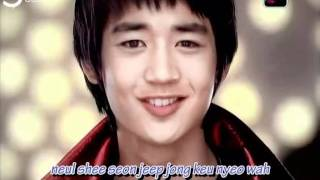 SHINee - Replay OFFICIAL MUSIC VIDEO [English Subbed-Rom.] [HQ]