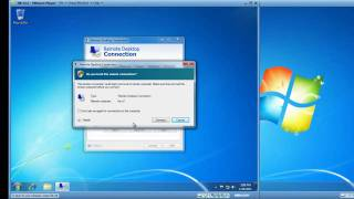 Configure and use your Windows 7 Remote Access - Remote Desktop Connection Software