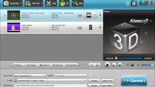 Aiseesoft Media Converter Ultimate video demo