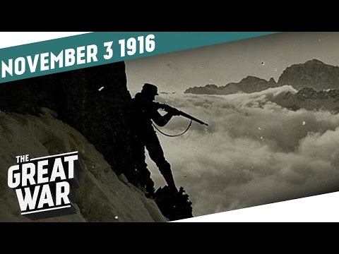 War of Attrition On The Italian Front - The Ninth Battle of the Isonzo I THE GREAT WAR Week 119