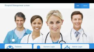 Hospital Management System in PHP Free Download , Hospital Management System project free