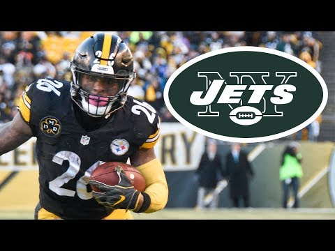 Le Veon Bell Signs with the Jets