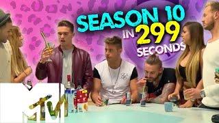 GEORDIE SHORE SEASON 10 IN 299 SECONDS! | MTV