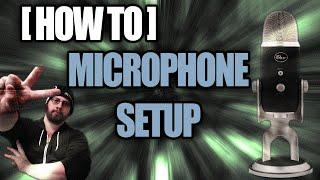 Blue Yeti Mic Setup - How to BEST QUALITY Tips & Tricks! | Voice, Vocals, Let's Play, Livestream.
