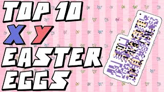 Top 10 Easter Eggs in Pokemon X and Y!