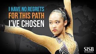 SISB : Our Inspirational Gymnast
