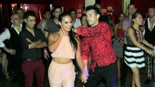 Comadreja Salsa Congress 2015 ~ Social ~ Emily Alabi & Gentlemen ~ I