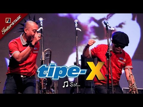 "MEGAH BANGET! OPENING TIPE-X ""Sst..."" LIVE APRIL 2017 di Lap. DADAHA TASIKMALAYA"