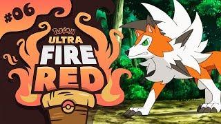 LYCANROC DO ASH - POKEMON ULTRA FIRE RED 2