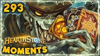 What is this Genzo Play??   Hearthstone Gadgetzan Daily Moments Ep. 293 (Funny and Lucky Moments)