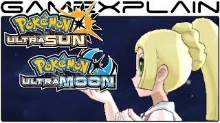 Pokémon Ultra Sun & Ultra Moon - Story Trailer (JP)