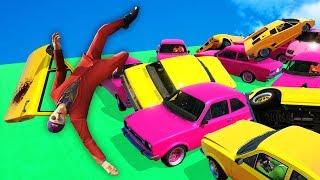 MOST DANGEROUS SKY DERBY! (GTA 5 Funny Moments)