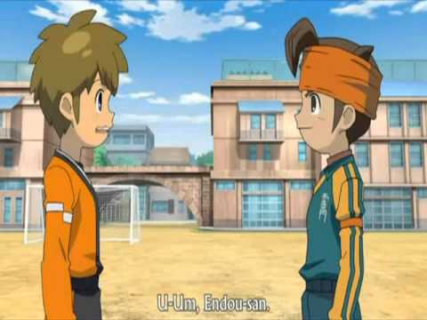 Inazuma eleven episode 44 part 2 of 2 in hindi-  Another Majin the Hand!