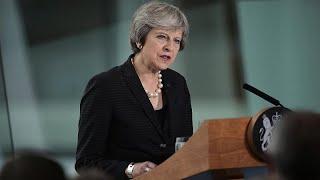 ماي ترفض إبقاء إيرلندا الشمالية ضمن النظام الجمركي للاتحاد الأوروبي…