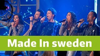 Made in Sweden - Medley - Live BingoLotto 19/11 2017