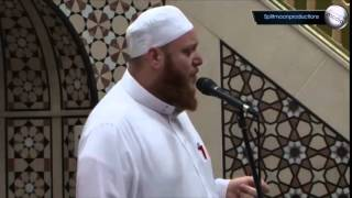 very Emotional Lecture We will never forget you Palestine by Sheikh Shady AlSuleiman