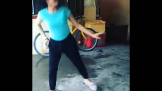 Kyline Alcantara-Energetic Dance