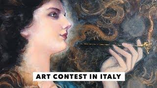 Art Constest in Italy