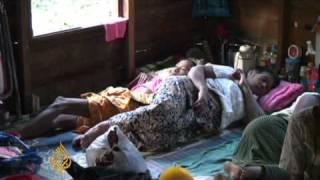 Myanmar's HIV crisis
