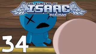 The Binding of Isaac Rebirth - ???'s Only Friend [E34] (60 fps)