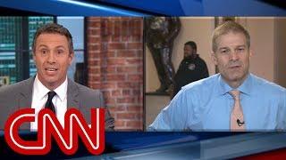 Chris Cuomo and GOP lawmaker clash over Trump