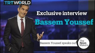 Egyptian Comedian Bassem Youssef Speaks Out   Exclusive Interview