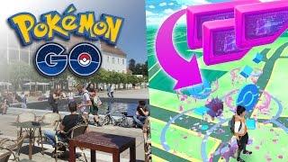 Pokemon fangen in Österreich + Profitipps! • Pokemon GO deutsch