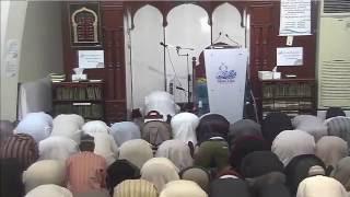 Day 2 - Taraweeh Prayer: Shaykh Ahsan Hanif/Qari Zakaullah Saleem/Shaykh Abdul Majid