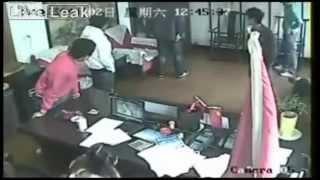 مضاربة بين اشخاص مع عصابة مافيا صينية