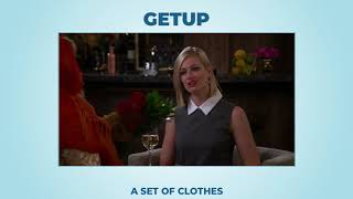 Getup (long version) - Learn English with phrases from TV series - AsEasyAsPIE