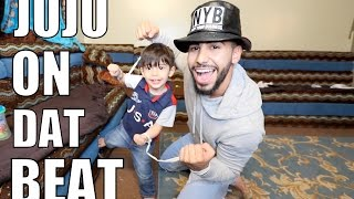 Two-Year-Old Does Amazing Dance Moves!!!