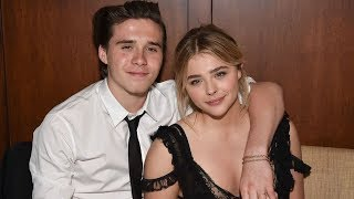 """CONFIRMED! Brooklyn Beckham is Back Together with """"My Girl"""" Chloe Moretz"""