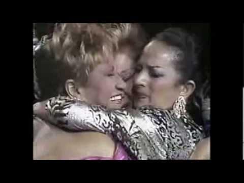 Homenaje A Lola Flores Celia Cruz y Olga Guillot