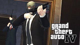 GTA 4 - #24: O Assalto ao BANCO!!