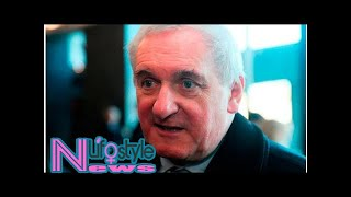 Bertie ahern walks out of interview after questions about mahon tribunal