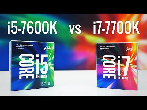 i5 7600K vs i7 7700K Which Should You Buy