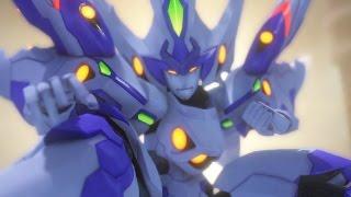 World of Final Fantasy: XG Boss Fight / Xenogears Boss (1080p 60fps)