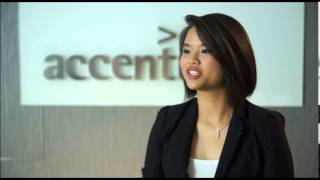 Be like Lynda and pursue your passion at Accenture Malaysia