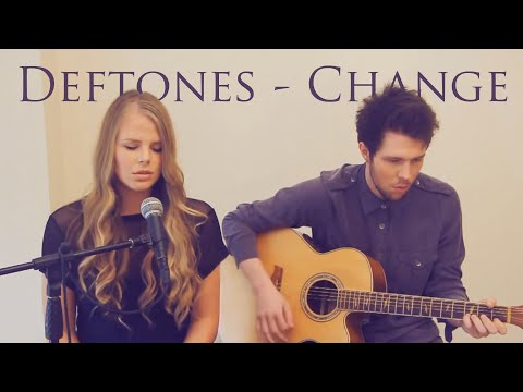 Natalie Lungley - Change (In The House of Flies) || Deftones Cover