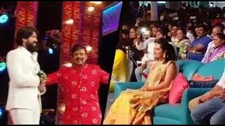 Radhika Pandit at Bengaluru Ganesh Utsava to watch  Yash perform live on stage |