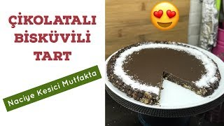 Çikolatalı Bisküvili Tart Tarifi - Naciye Kesici - Yemek Tarifleri
