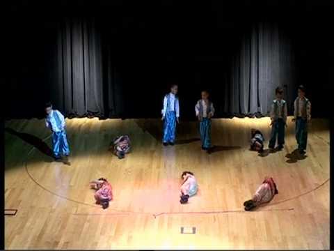 Avrupa Kültür Koleji Yıl Sonu Muhteşem Bir Dans Gösteri