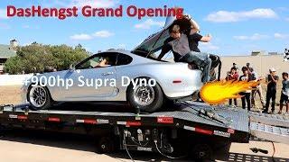 DasHengst Grand Opening (+900hp Supra)