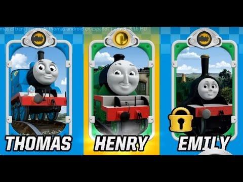 Go Henry y thomas el tren juegos de thomas android en español parte 3 2016 HD