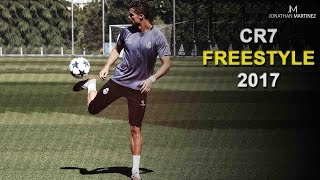 Cristiano Ronaldo ● Freestyle Skills | 2017 (No clickbait)