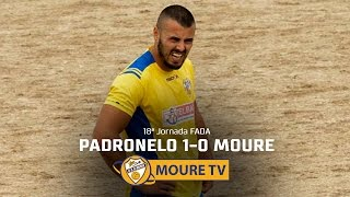 Padronelo 1-0 Moure - MOURE TV