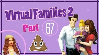 Let's Play Virtual Families 2 | Part 67 | Bad Kids!