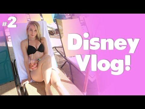 Disneyworld Adventure Vlog! Part 2