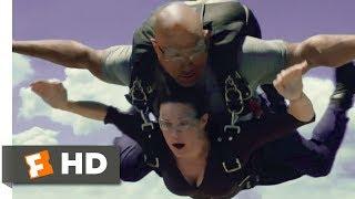 San Andreas (2015) - San Francisco Skydive Scene (6/10) | Movieclips