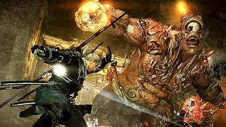 NIOH New Gameplay Trailer Demo (PS4, PS4 PRO) 2017
